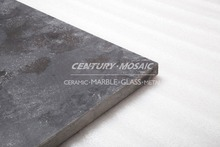 Low price old antique honed blue limestone cladding for sale