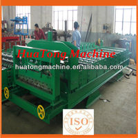 760 Type Tile Glazing Machine