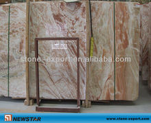 Multi Red Onyx Slab