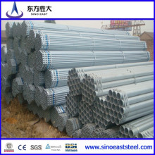 Low price best quality Schedule 40 1/2'' MS Steel Pipe for construction made in SINO EAST STEEL