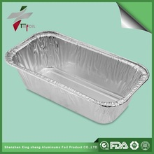 Aluminum Foil Food Warmer Microwavable Safe Cooking bowl