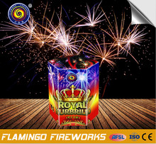big import fireworks cake from liuyang factory with 19 shots with new effects