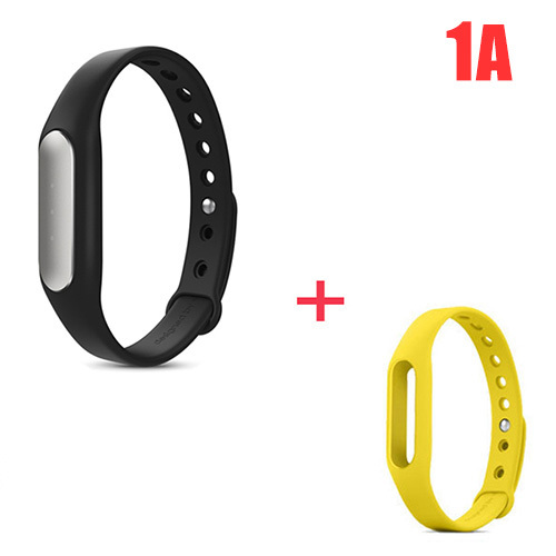 Original Xiaomi Mi Band 1A Smart Sleep Passometer Fitness Tracker Bracelet for Android IOS Phone International Version In Stock!