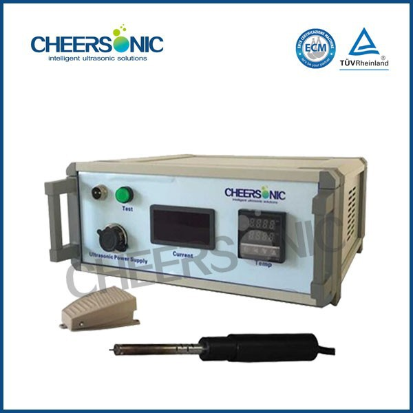 High quality ultrasonic liquid crystals solderer