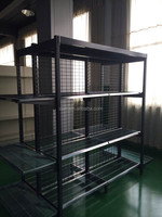 Portable Display Shelves For Heavy Item