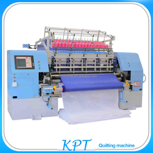 CE,ISO Certification and multi-needle Number of Head duvet quilting machine