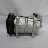 Auto air conditioning compressor TM16 1PK for Refrigerator Cars