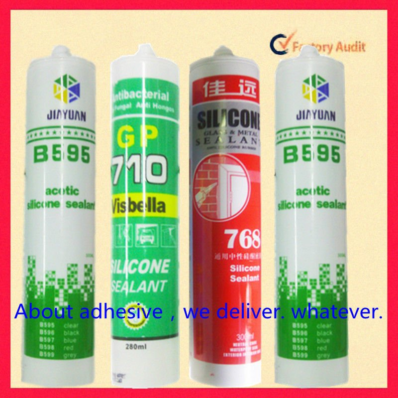 Cyanoacrylate silicone rubber adhesive glue with high quality
