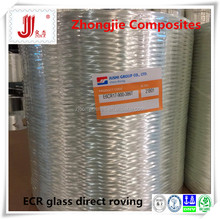 JUSHI ECR glass fiber direct roving 386T for pultrusion