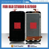 Alibaba express china phone spare parts display with touch screen for blu studio G d790u lcd screen