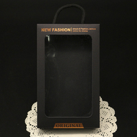Customized Luxury Hot Stamping Paper Packaging Box Cellphone Case Package