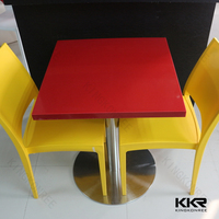 coffee shop furniture marble top dining table designs in india