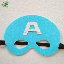 Factory supply attractive price felt cool helloween mask designs