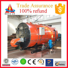 CE ISO BV certificate factory price trade assurance fire tube hot sale hydrogen boiler for heating