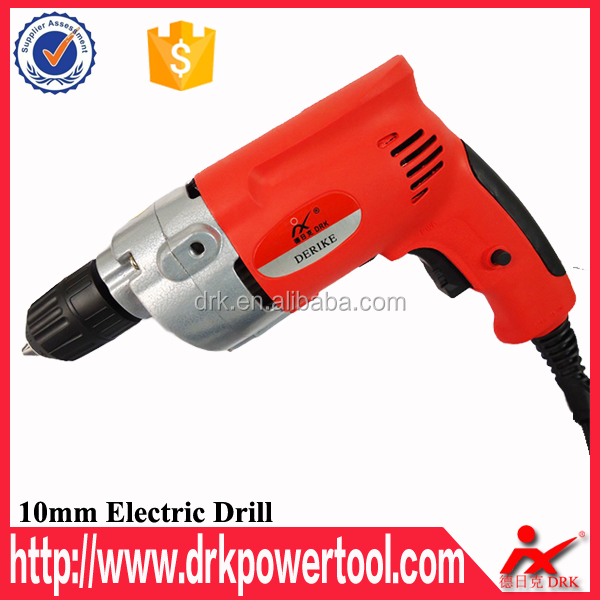 Guangzhou small 220v electric drill manual for drilling
