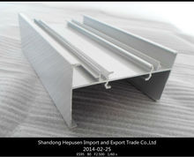 aluminum extrusion frame for partition wall