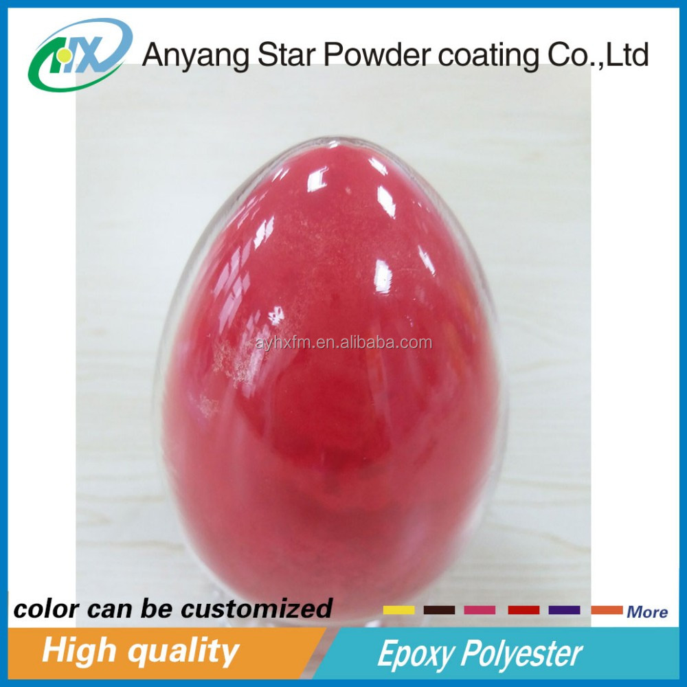 Anyang Star Factory Supplier Powder Coating epoxy polyester powder coating manufacturers for Wooden effect