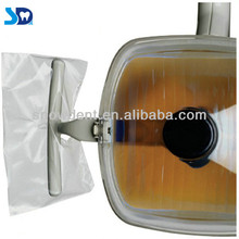 "Plastic ""T""style light handle sleeves for dental"