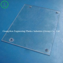 Good electrical property ABS sheet transparent plastic abs board for Pipes and fittings