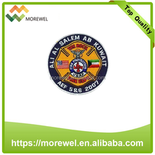 Professional 3D embroidery patch badge applique work design