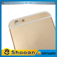 hot selling cheap back housing for iPhone 6,for iPhone 6 custom cell phone housing