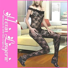 Stock item wholesale Sexiest bodystocking model