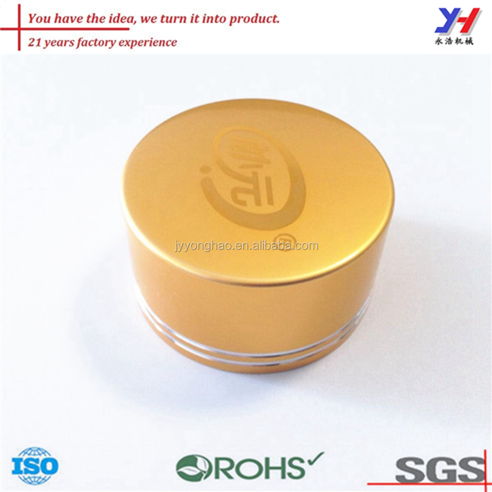 OEM ODM customized Brass and copper candle cup/Candle jar candle container/2015 new copper candle tin