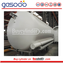 Liquid Nitrogen Truck for Cryogenic Liquid Lorry Tanker
