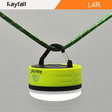 USB recharging portable waterproof led camping light camping and outdoor accessories