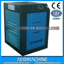 Screw Air Compressor Special For Sawdust Compress Machine
