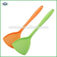kitchen cooking tools silicone spatula set / silicone baking tools / silicone spatula kitchen untensil