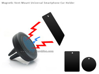 2016 Top Selling Universal Portable Airvent Magnetic Car Holder for Smartphone