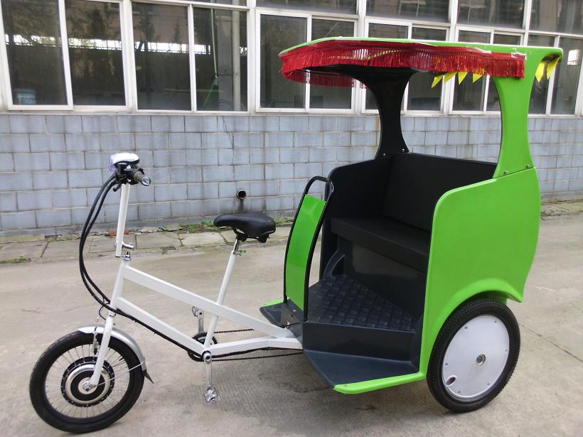 motor tricycle three wheeler auto for passanger for wedding