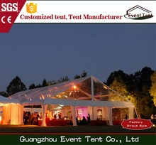 Used outdoor restaurant tent