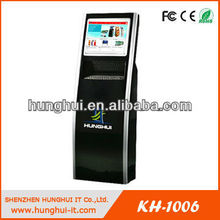 19-inch Slim Appearance Coin-operated Kiosk With Printer