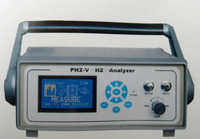 Portable hydrogen gas analyzer,hydrogen gas purity measurement device PH2-M,with gas range of 0-100%vol