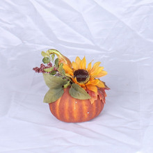 High Simulation Artificial Fruit Pumpkin Decor