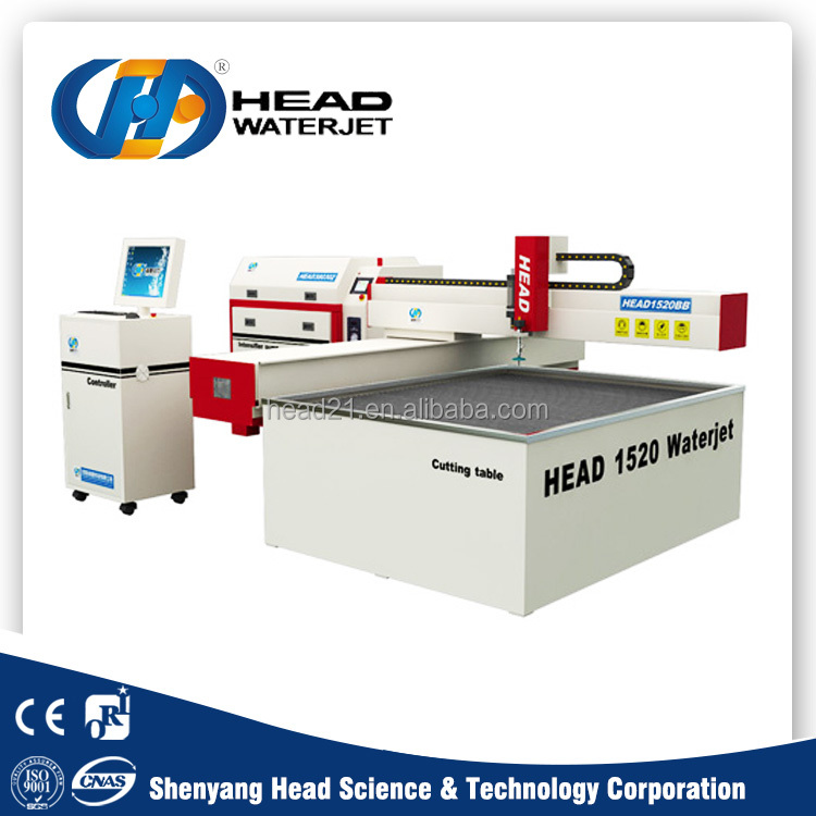 Hot selling products bridge system water jet tile cutting machine