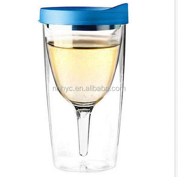 Vino 2 Go Wine Insulated Tumbler Double Wall Insulated