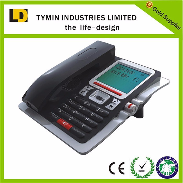 TM--PA006 Hot-selling caller ID phone hotel phone for business