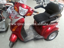 High quality made in China handicapped tricycle/electric tricycle adult