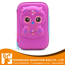 New Stylish Design OWL pencil case for kids