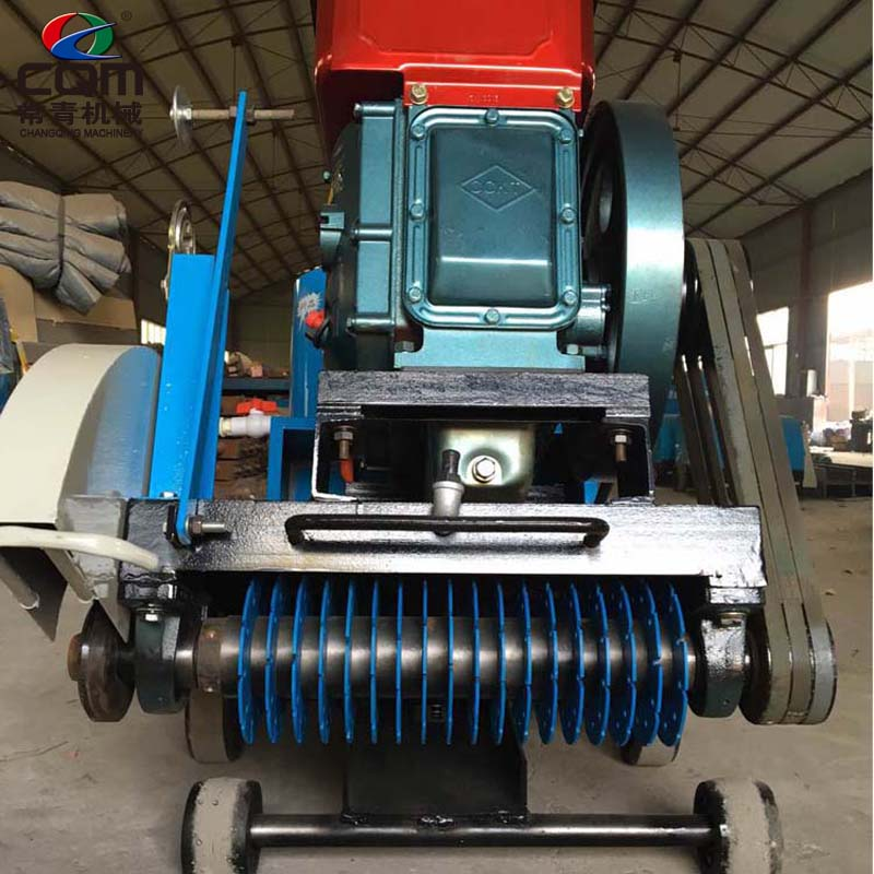Gasoline Robin Engine Cosin Road Concrete Groove Cutter machine