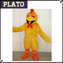 Hot sale inflatable chicken costume for adults