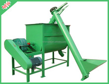 WHJ Series double screw ribbon horizontal mixer