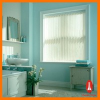 Curtain times Decorative Vertical Sheer Blinds And Curtains