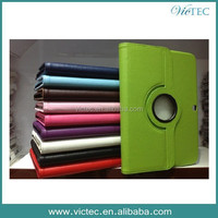 360 degree rotary 8 inch tablet case for samsung galaxy tab 3.8.0