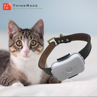 Real time tracking electronic fence waterproof pet gps for cats