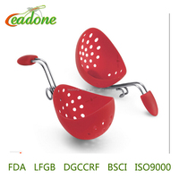 Hot sell food grade Silicone egg boiler