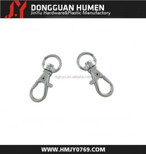 Jinyu wholesale and high quality buckle strap snap hook with eye metal hooks
